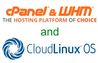 Hosting reseller cPanel y CloudLinux
