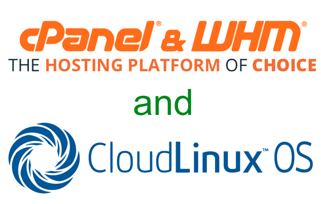 Hosting reseller cPanel y CloudLinux