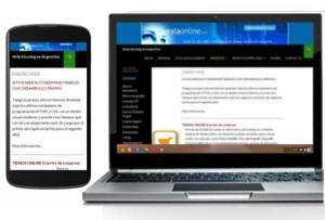 Diseño Paginas Webs Autoadministrable